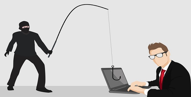 CEO Fraud phishing attack impersonates a CEO