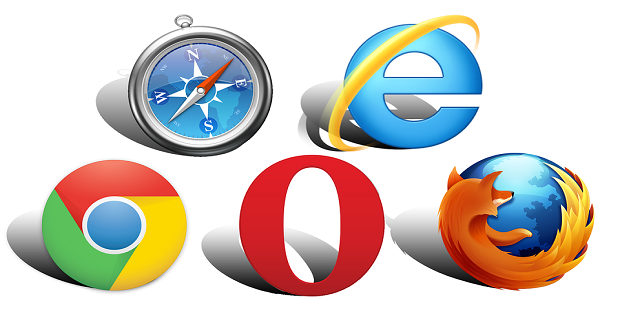 Up to date browser to secure your computer