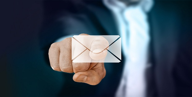 Delete suspicious email to protect against phishing attack