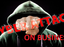 how to prevent cyber attacks on businesses