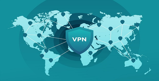 Use VPN to secure a website domain