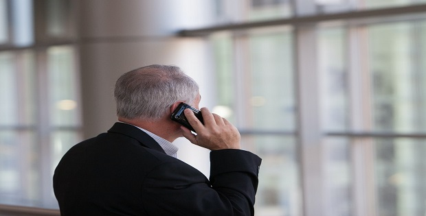 Unexpected phone call ensure that your phone has a virus