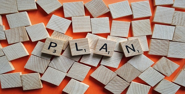Planning phase includes cost, schedule and resources