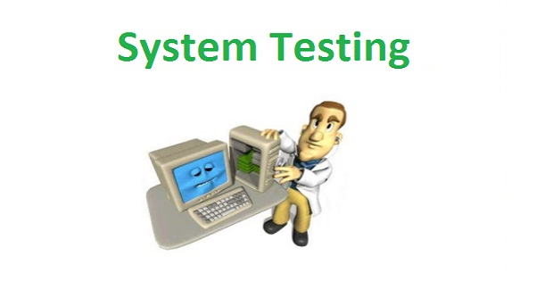 System testing is phase of V-Shaped Software Model