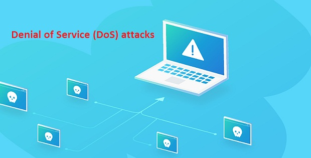 DoS attack is security risk of cloud computing