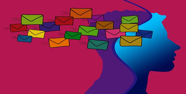 Ignore spam email to secure online