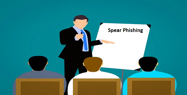 Employee training to protect from spear phishing