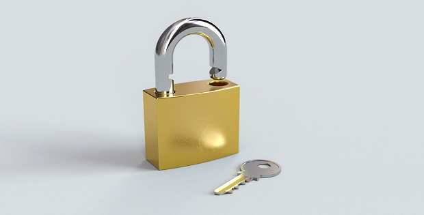 Use strong password for database security