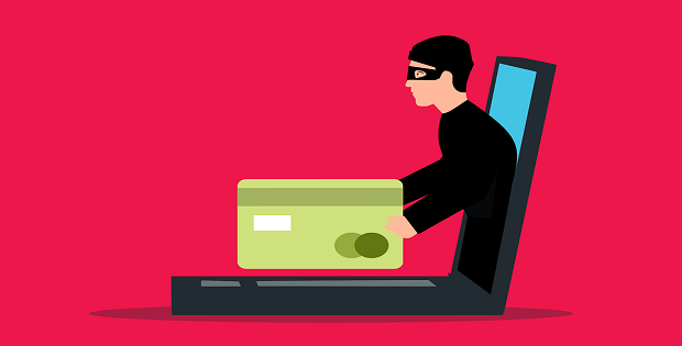 What happens if you click on a phishing link?