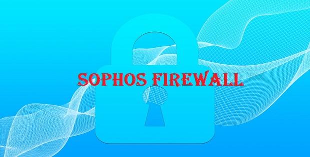what is Sophos firewall